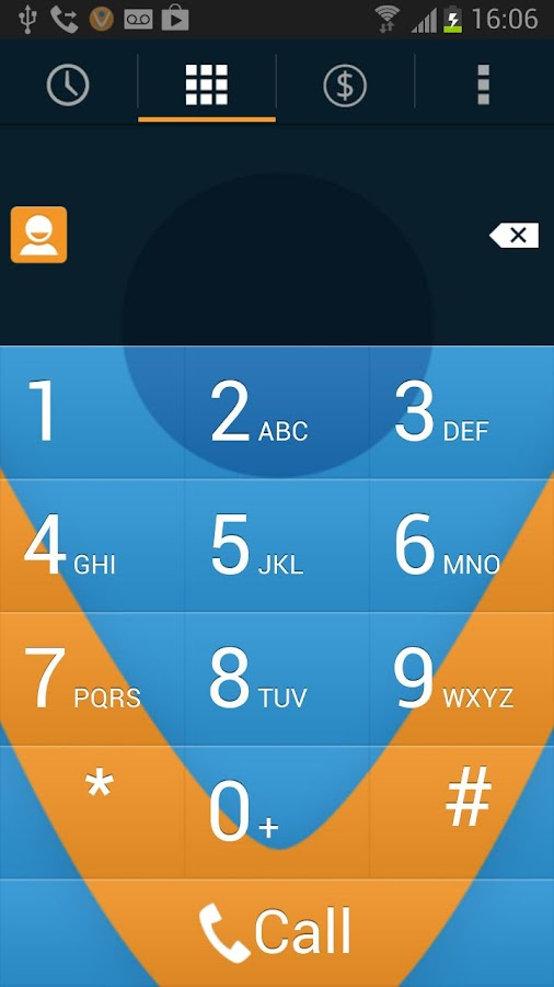Vonage Extensions - screenshot