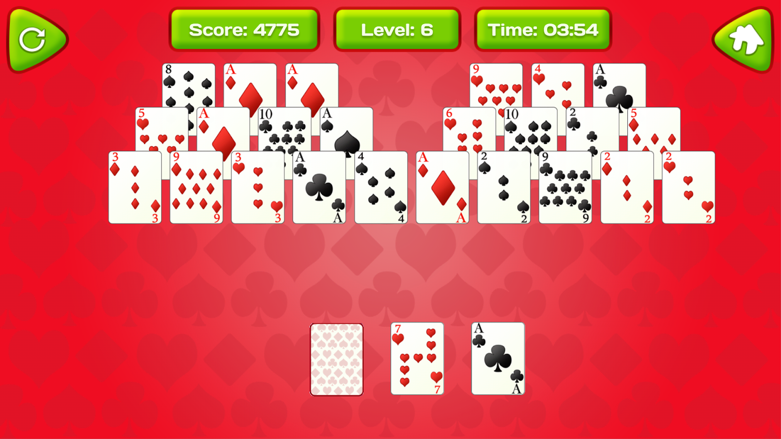 Ace Solitaire: The Card Puzzle- screenshot
