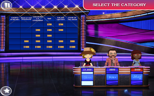 Jeopardy! HD- screenshot thumbnail