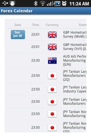 Forex market calendar 2013