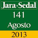 Jara y Sedal 141 Agosto 2013 icon