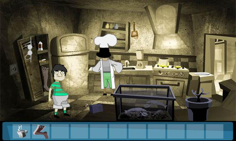 Escape the Kitchen - screenshot