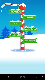 Santa Tracker Free- screenshot thumbnail