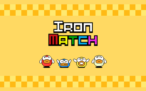 Iron Match: Color the Bird