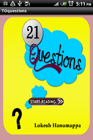 21 Life Changing Questions