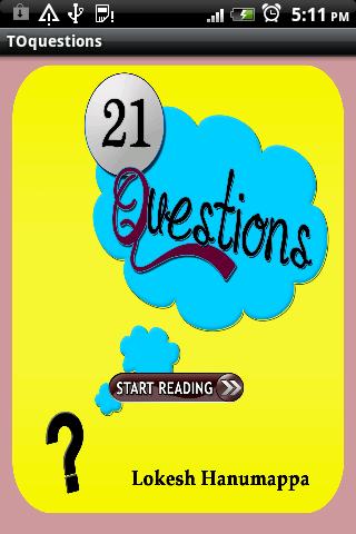 21 questions app