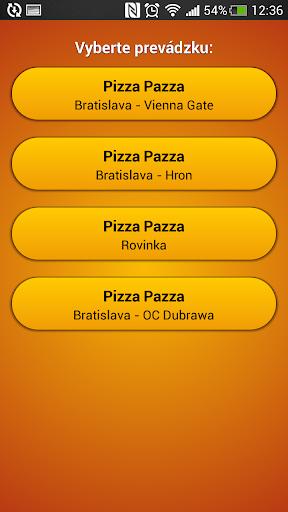 Pizza Pazza Bratislava