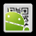 QR Droid™ logo