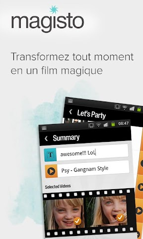 android Magisto Video Editor & Maker Screenshot 2