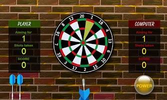 Screenshot of Darts 3D Pro