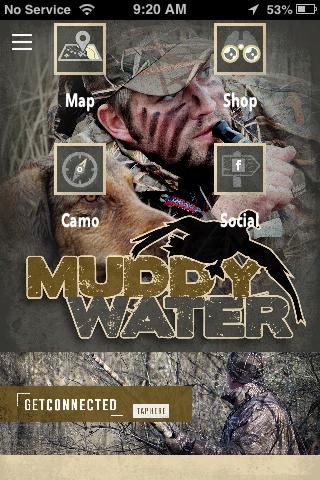 Muddy Water Camo
