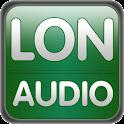 Audioguida di Londra e carta logo