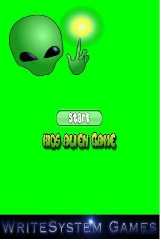 Kids Alien Game