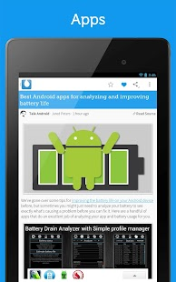 Android Support by Drippler Screenshot 14