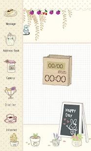 玩娛樂App|CUKI Theme Tea Time免費|APP試玩