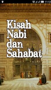 Kisah Nabi dan Sahabat - náhled