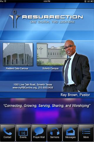 Resurrection Ministries