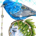 Blue Bird Dreamcatcher Cube LW logo