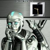 Theme Metal GO Launcher EX