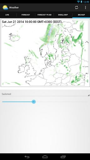 免費下載天氣APP|Eesti ilm - prognoos & kaardid app開箱文|APP開箱王