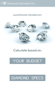 Diamond Calculator PRO screenshot 0