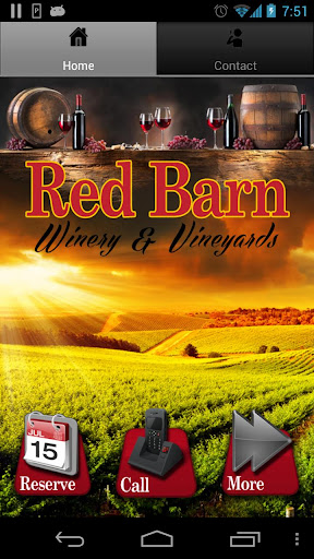 Red Barn Winery Vineyard
