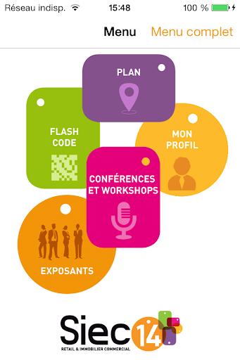 Official app of Siec 2014