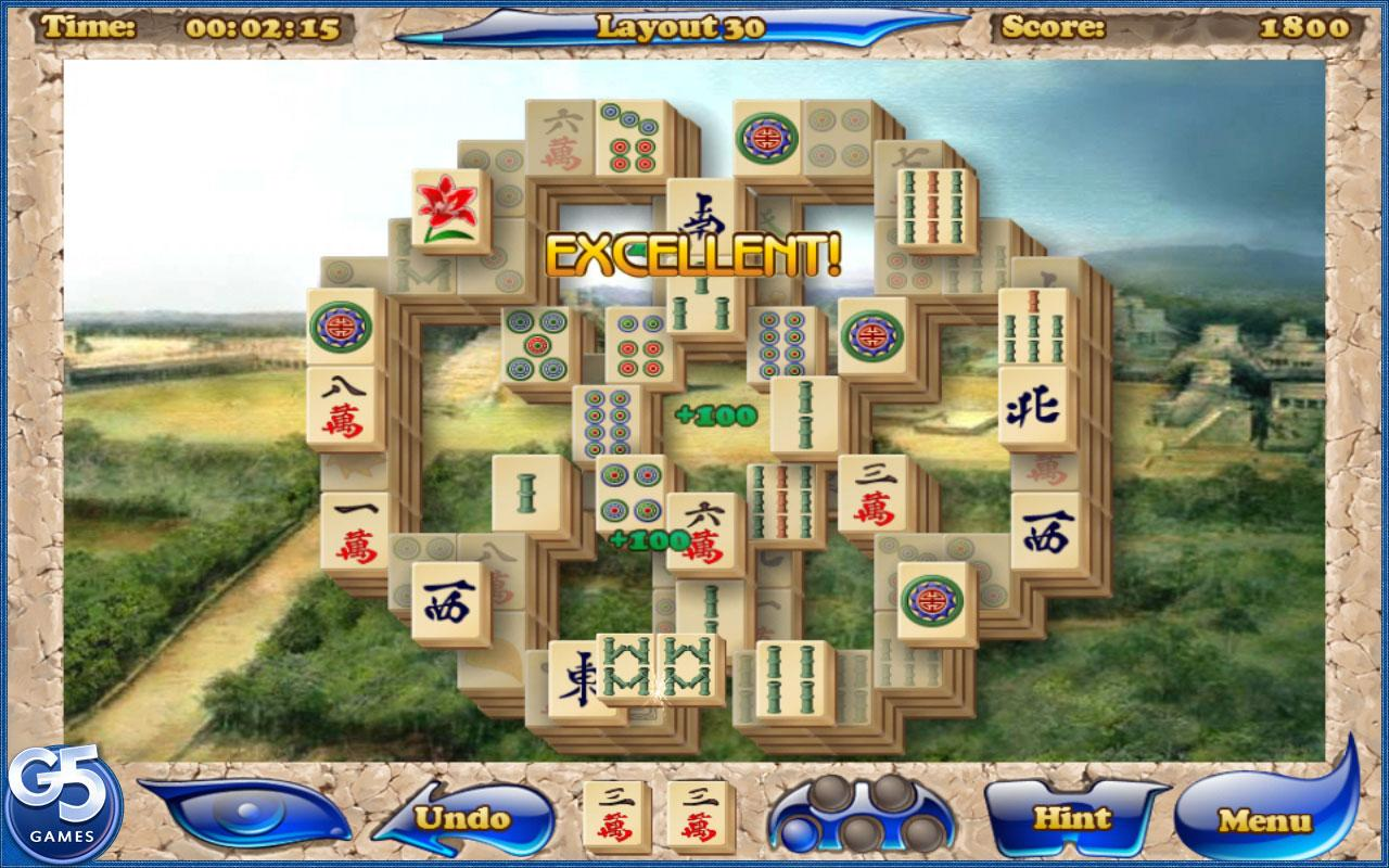 Mahjong Artifacts® (Full)- screenshot