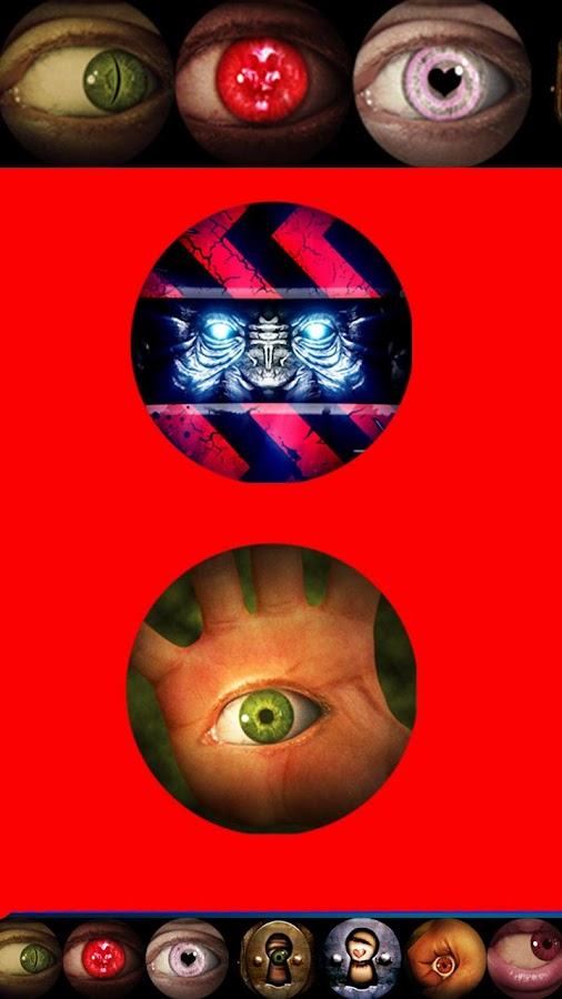 Monster Eyes GIF Profies - screenshot