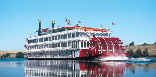 Queen-of-the-West - The 120-passenger Queen of the West sails the Snake and Columbia rivers in the U.S. Northwest from Clarkston, Washington, to Portland, Oregon.