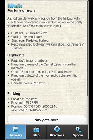 iWalk Padstow Town