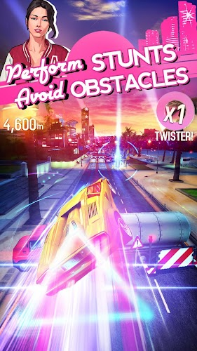 Asphalt Overdrive - screenshot
