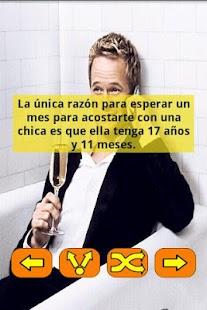 Frases Barney Stinson Español- screenshot thumbnail