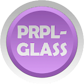 PRPL-GLASS - Purple Icon Pack