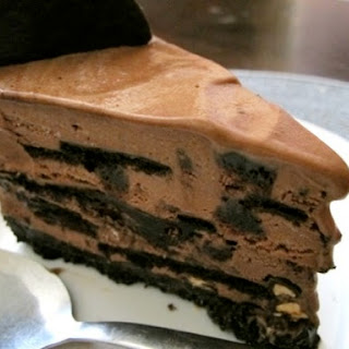 Famous Wafer Chocolate Ice Cream Cake