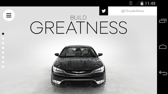 The 2015 Chrysler 200- screenshot thumbnail