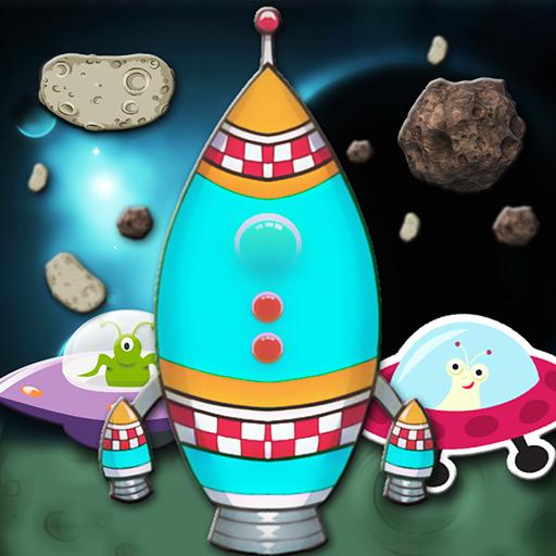 Rocket Shooter In Galaxy-Space LOGO-APP點子