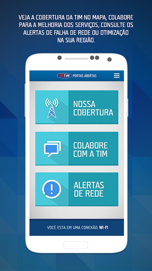 TIM - Portas Abertas - screenshot