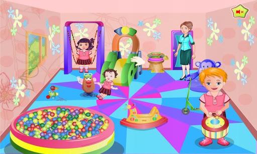 Baby Preschool Game