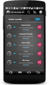 Call Recorder One Touch Full v3.4