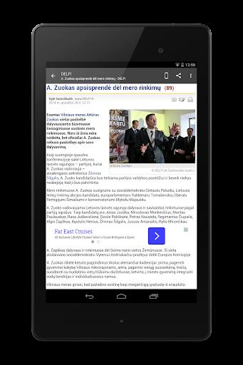 【免費新聞App】Lietuva Naujienos-APP點子