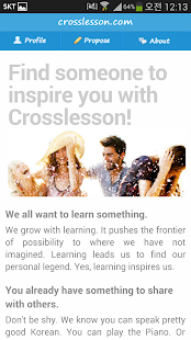 Crosslesson: Learn and Teach- screenshot thumbnail