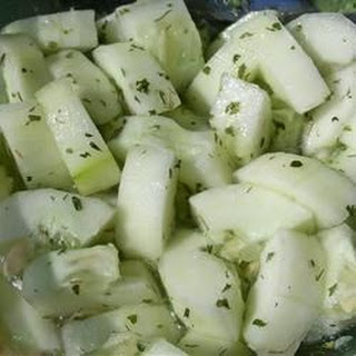 Easy Cucumber Salad