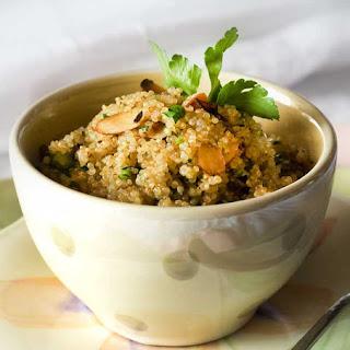 Gluten Free Quinoa Pilaf