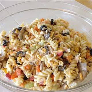 Chicken Pasta Salad II.