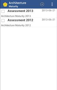 Architecture Maturity- screenshot thumbnail