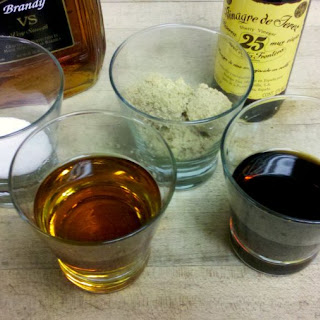 Brandy Gastrique