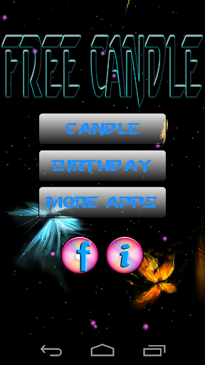Free Mobile Candle Prank
