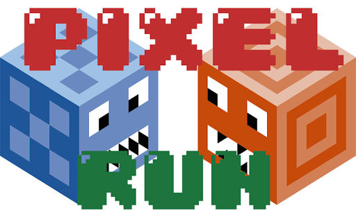 Super Pixel Run