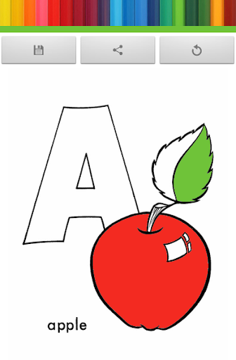 ColorMe: ABC Alphabet for Kid